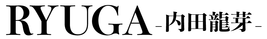RYUGAロゴ